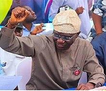Babajide Sanwo Olu biography