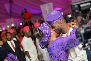 Tiwa Savage Wedding